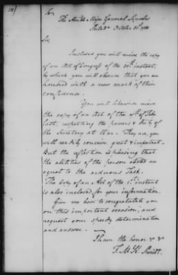 Letter Books of the President, 1775-87 › Page 111 - Fold3.com